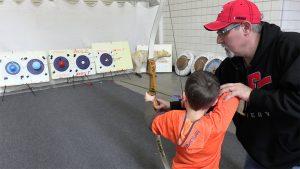 CWSS Kids Archery