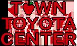 Town Toyota Center Logo
