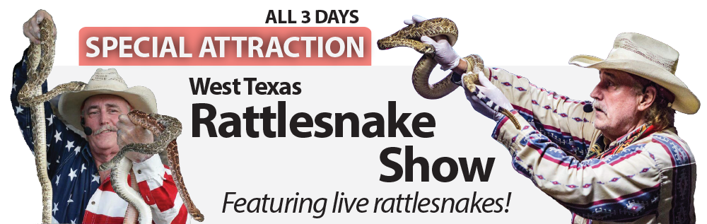 West Texas Rattlesnake Show