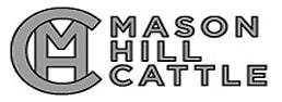 Mason Hill Cattle Logo